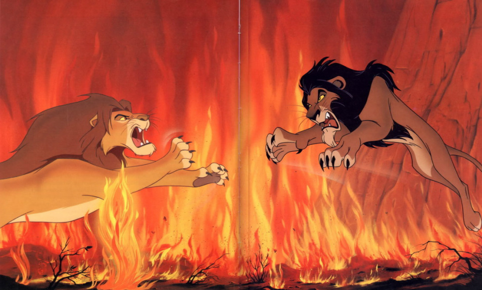 The Lion King - Archetypal Analysis- The Lion King and Macbeth